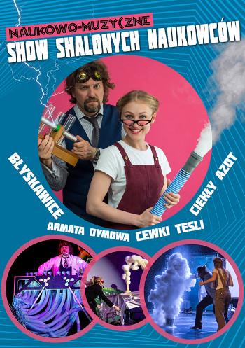 Show Szalonych Naukowców (Olsztyn)