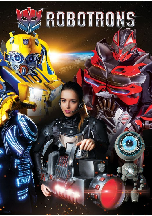 Robotrons: Niepokonani Aniołowie Galaktyki (Kalisz)