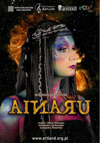 AINARU. Widowisko artystyczne ONLINE