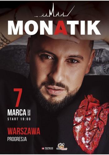 MONATIK — LOVE IT ритм! (Warszawa)