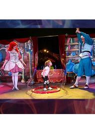 Zdjęcie na scenie w wielkiej Bańce